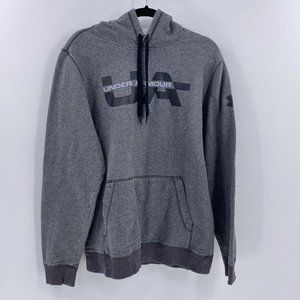 Under Armour Rival Fleece Graphic Hoodie mens M